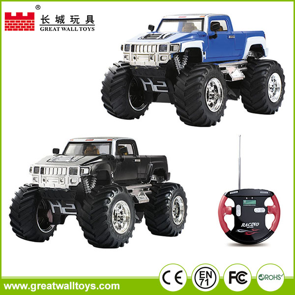 Toy Vehicle 1:43 Mini Racing Car Monster Truck Model Car Plastic Rc Toy 8 Styles