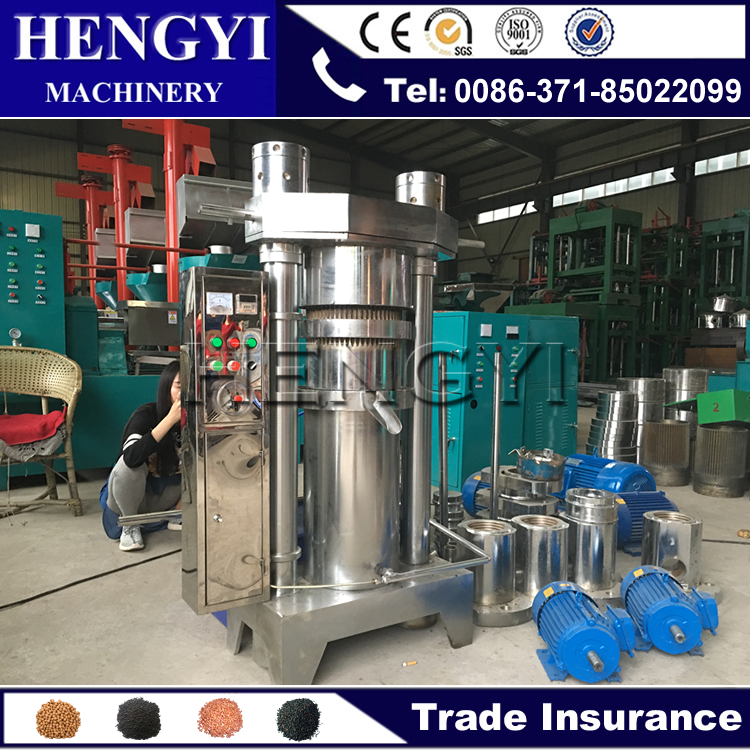 Small investment 316 Stainless Steel HYDRAULIC price hydraulic palm oil mill