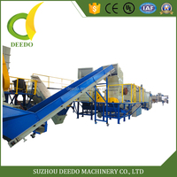 Serviceable Pet Bottle Recycling Machine Price