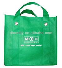 the new tote bags with big grommets