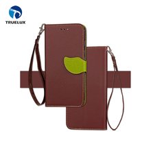 Factory Mobile Phone Case Flip Leather Case For Samsung Galaxy Note 8