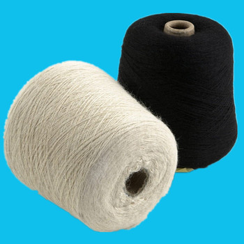 Dongguan knitting cotton polyester spun yarn