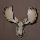 American natural resin antlers wall hanging decoration