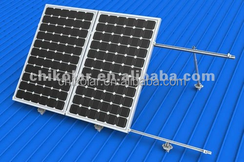 Pitched Tin Roof Solar System Kits
