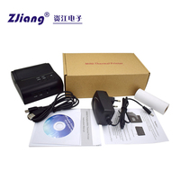 print width 80mm zjiang pos thermal receipt printer