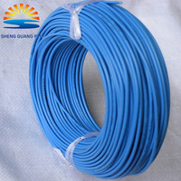 PVC insulated wire solid strand copper conductor electrical wire 1.5 2.5 4 6 10 16 25 35 50