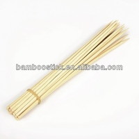 garden barbecue party bamboo skewer