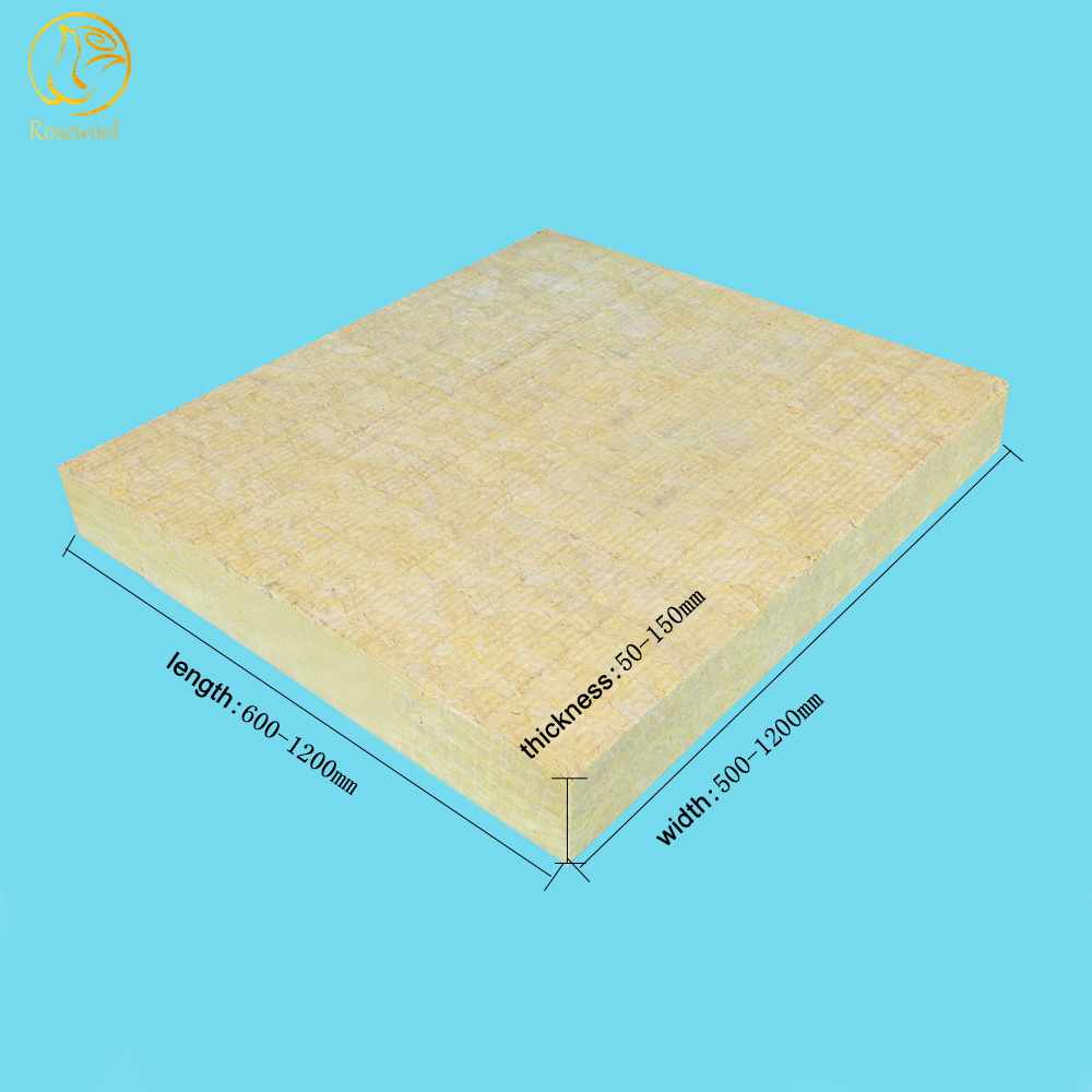 robustness rock wool for building construction