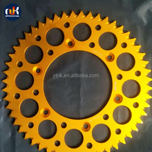 Motorcycle Transmissions Parts 520 Chain 52T Sprocket