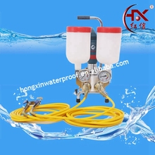 HX-800 Two Cup Portable PU Foam/Epoxy Resin/ Polyurethane Injection Grouting Machine