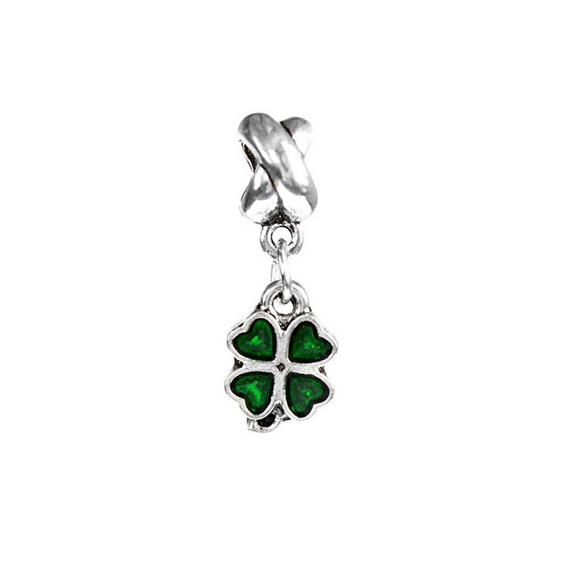 China wholesale jewelry hot new product for 2016 four-leaf clovers pendant