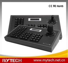 PTZ Camera Controller RS485 PTZ Controller Joystick Controll DVR And Speed Dome Camera