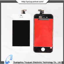 High quality hot sale display with digitizer for iphone 4s lcd touch screen display complete
