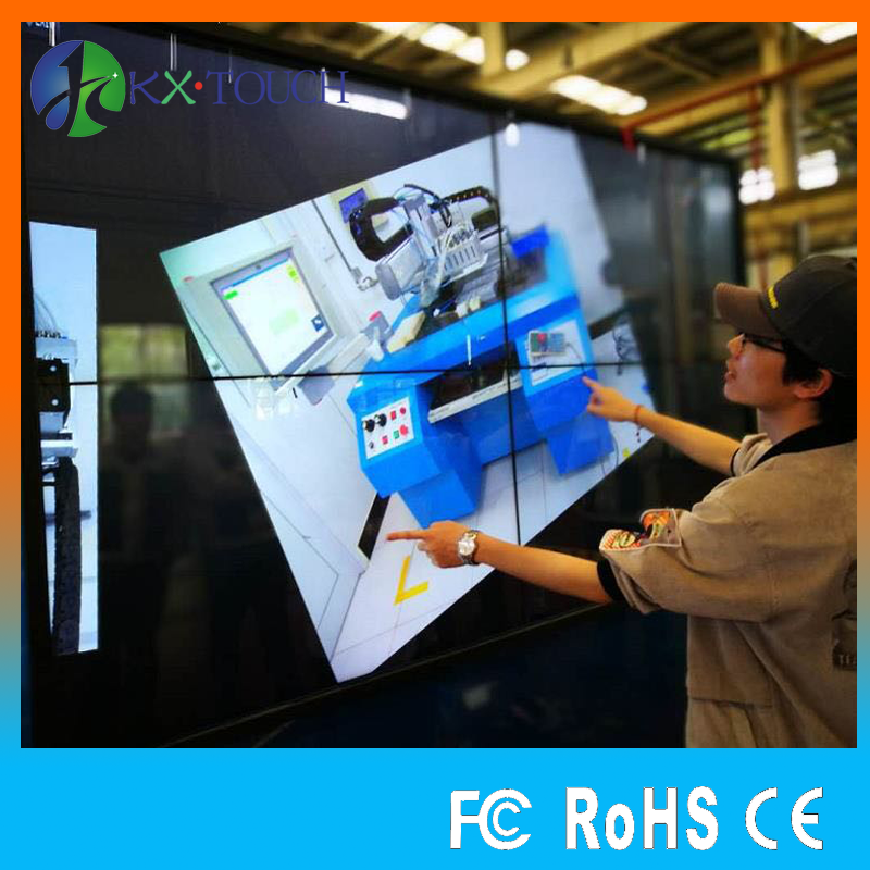 80 inch USB Infrared multi touch screen frame for TV/PC Monitor/Table