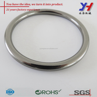 OEM ODM custom made steel gasket supplier/stainless steel exhaust joint gasket