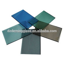 3-19mm Tinted Float Glass with CE certificate from China