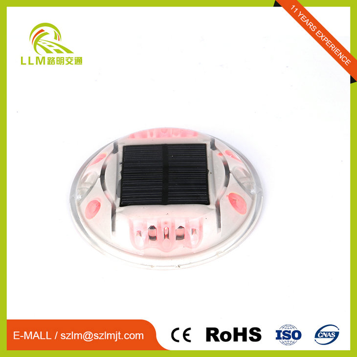 No conventional energy consume abs reflective plastic road studs