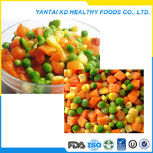 IQF FROZEN MIXED VEGETABLES (GREEN PEAS/CORN/CARROT PRICE)