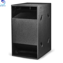 fashion single 18 inch sub woofer high power 500w club speaker