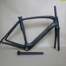aero carbon road frame 49/52/54/56/58cm BB68 BB30 PF30 bicycle frame