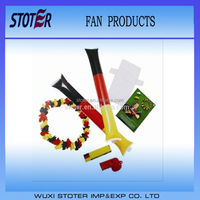 Cheap plastic inflatale stick for word cup