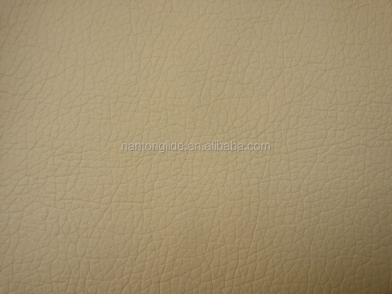 DE90 100% pu synthetic leather for sofa
