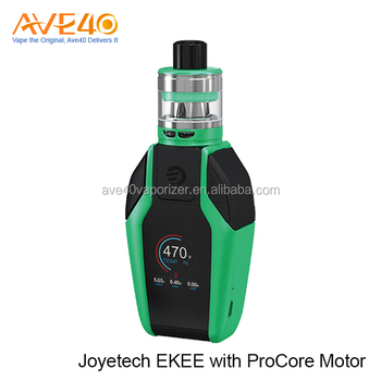 2017 Newest 2000mah 80W Joyetech Ekee with ProCore Motor tank TC Kit