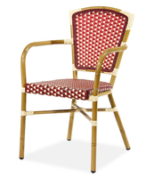 Cheap wicker or rattan chairs outdoor cafe furniture BC-08011