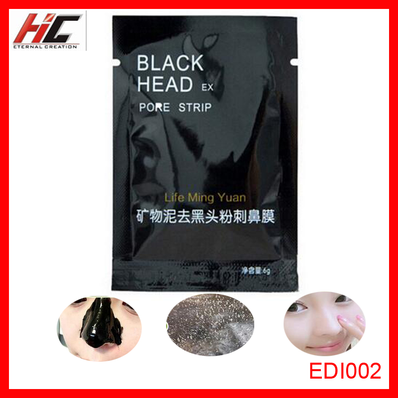 EDI002 nose deep cleansing black head peel off mask blackhead remover OEM