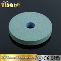 The Most Popular Round Edge Ceramic Bond Abrasive Diamond Grinding Wheel
