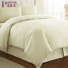 Plain Super Soft Goose Warm Down Feather Comforter Queen Size Feather Comforter