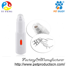 Bulk Buy from China Pet Nail Polish, dog nail clippers and trimmer Grinder with usb charger