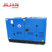 10KVA silent electrical diesel power generator set genset portable price genset 10 kva gambar