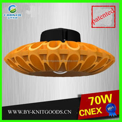 2015 hot new design patented light AC85-265V 70w led explosion-proof light