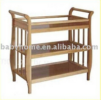 2014 hot selling baby diaper changing table