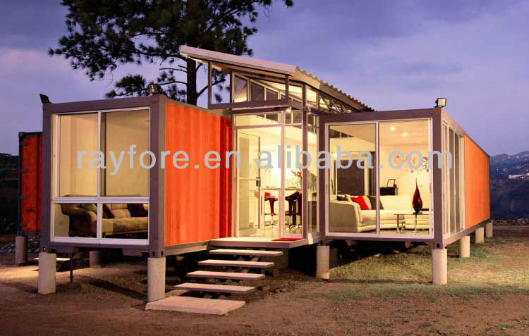 modular shipping container home/hotel/apartment