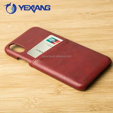 Yexiang Flip Wallets Case pu leather cover for iphone x with card lot