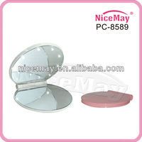 led makeup round mirror with 8 led lights