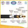 BS5467 Cu/XLPE/PVC/AWA/PVC 0.6/1kV Single Core Low Voltage Power Cable