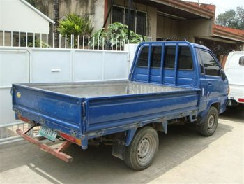CEBU TRUCK FOR RENT