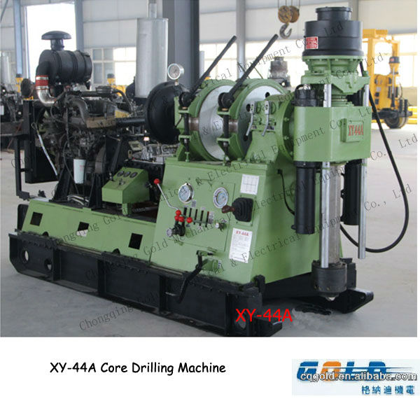 600-1400M Borewell Drilling Machine and Drilling Equipment