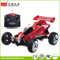 1:43 scale radio control toy rc car with lights
