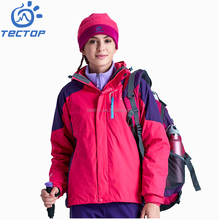 China Wholesale Woman Winter Parka Windbreaker Fleece Jacket