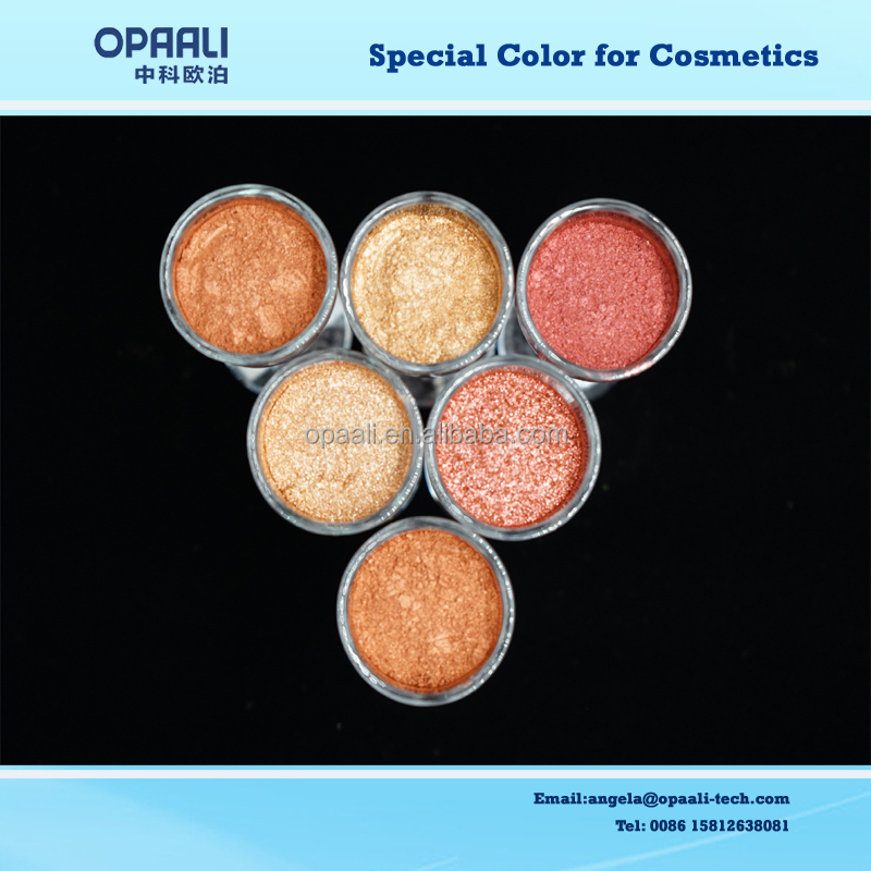 4000 series metal color mica powder for cosmetics