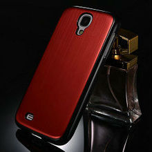 classical metal case for samsung galaxy s4 mobile phone cover for i9500 new stylish back case for samsung galaxy s4