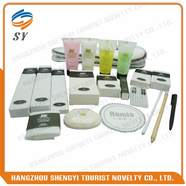 Cheap Hotel Supply Eco Friendly Hotel Amenity Cosmetics