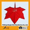 easy to assemble big flying toy kite