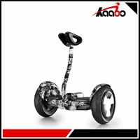 Hs Code 2 Big Wheel Two-Wheel Electric Mobility Electronic Balance Scooter