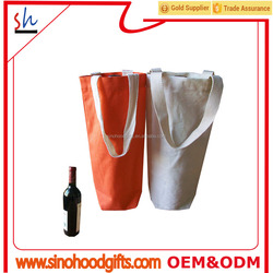 Bulk Wine Bag for Wholesale in Canvas Bag Material