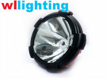 WLLIGHTING 7'' 55W 75W Hid Off Road Light Hid Work Xenon Light 4WD Driving Spot Light Auto Fog Lamp